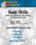 Basic Skills Monthly Subscription - Tuned in to Learning