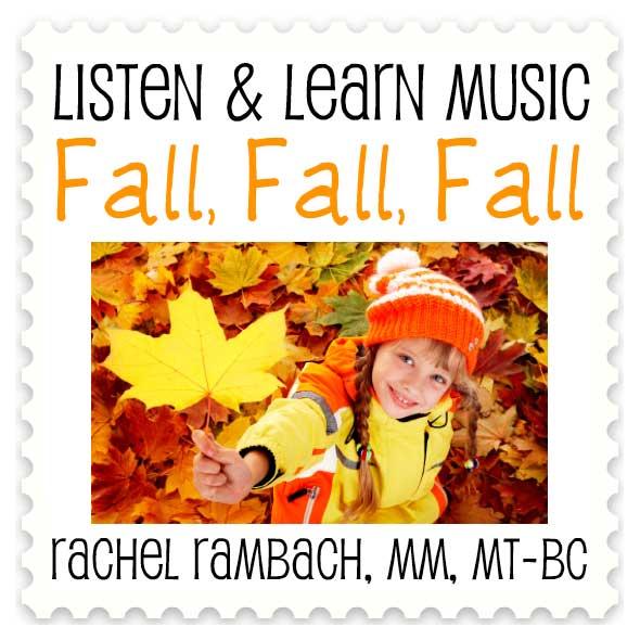 Fall, Fall, Fall Song- by Rachel Rambach Music Therapist