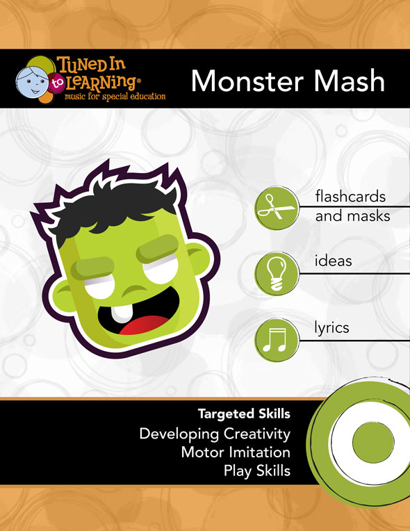 Halloween Monster Mash 2014 PDF | Tuned in to Learning