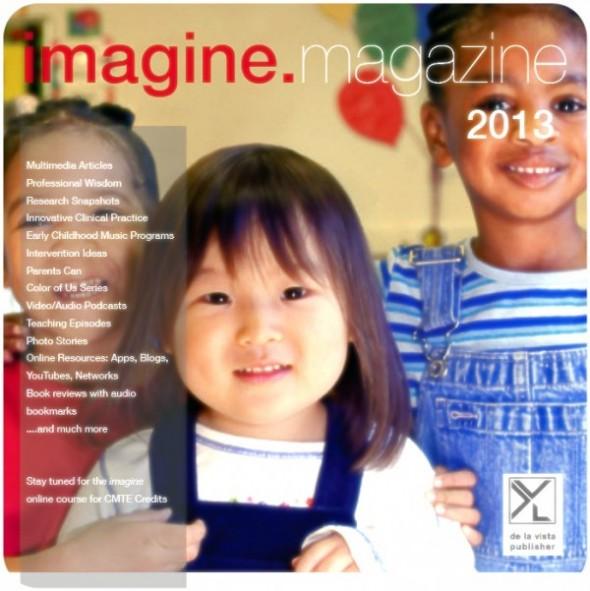 Imagine Magazine Music Therapy 2013