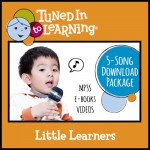 Little Learners Bundle - Tuned in to Learning | Music for Special Education