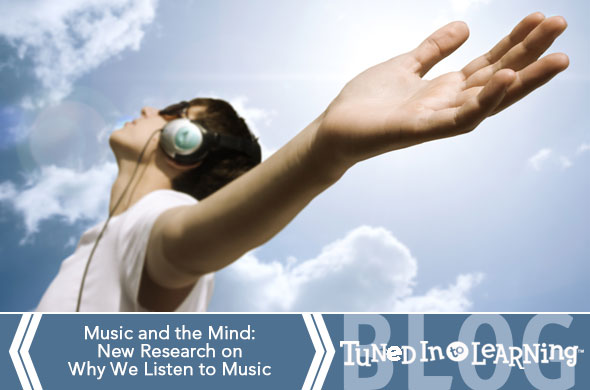 Music and the Mind- New Research | Tuned in to Learning Blog