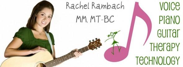 Rachel Rambach Music Therapy- Listen Learn