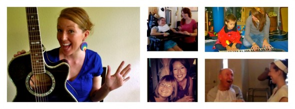 Rachel See Music Therapist in Austin | Tuned in to Learning Blog