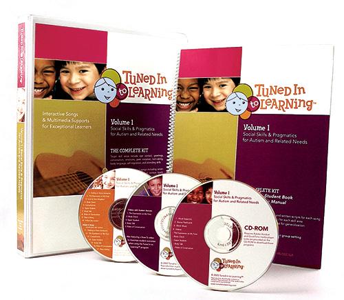 Volume 1 Social Skills Amp Pragmatics Complete Kit Tuned
