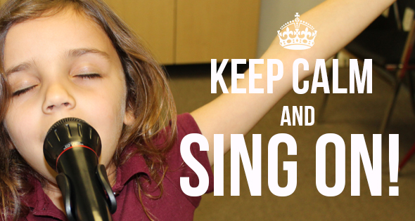Keep Calm and Sing On! | Tuned in to Learning- Music for Special Education